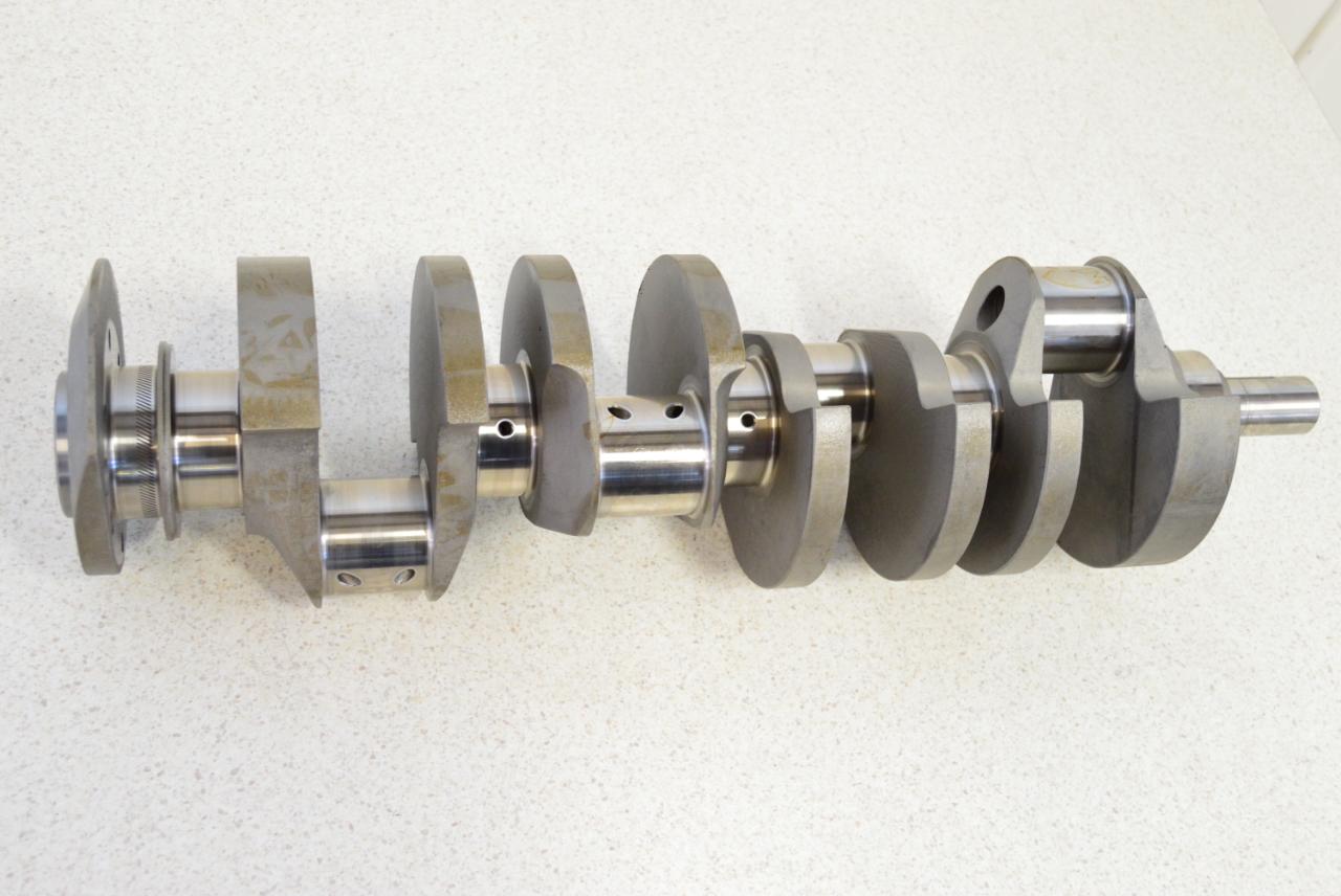 383ci Holden V8 Billet 4340 Steel Crankshaft
