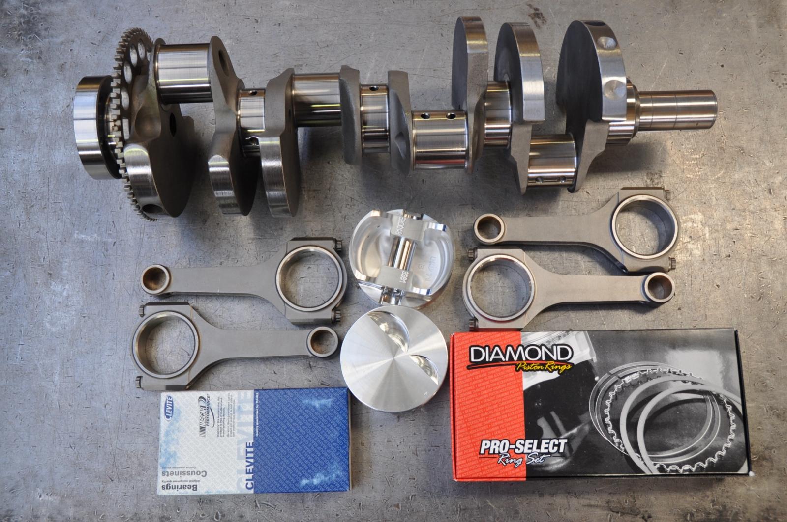 383ci LS1 Premium Stroker Kit | COME Racing