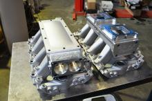 COME Racing Twin Throttle Body EFI manifold | COME Racing