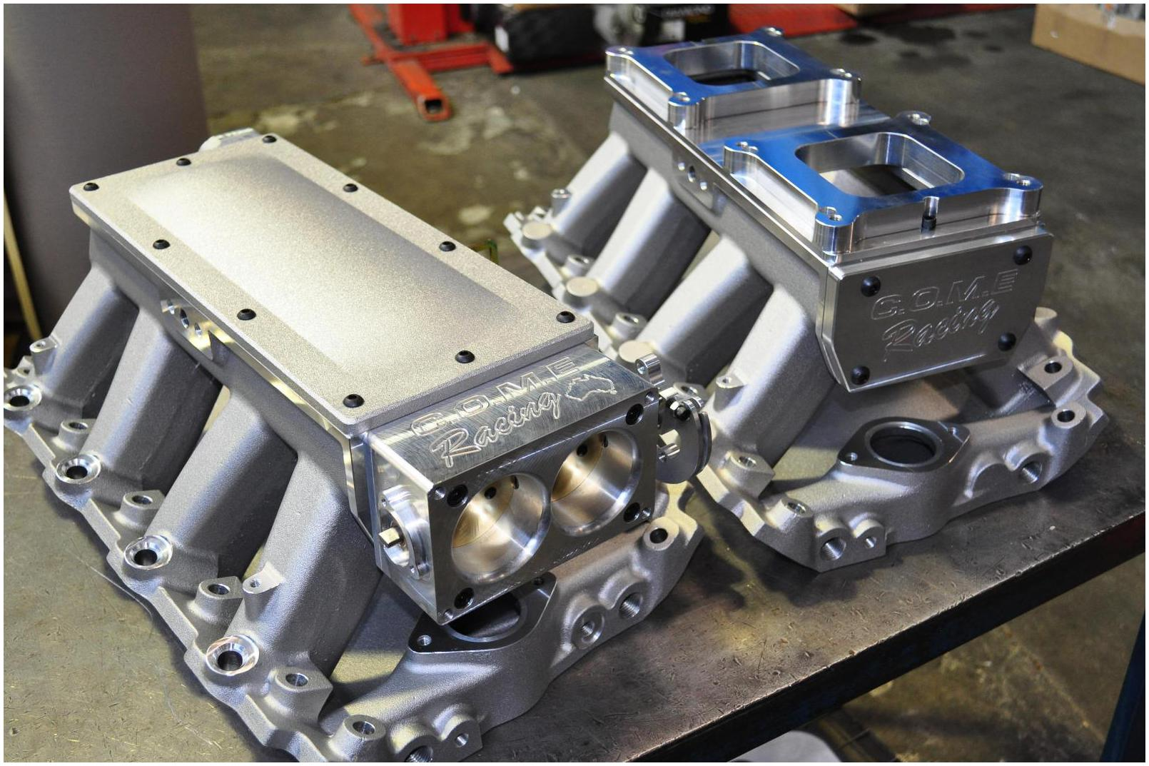 Come Ttb And Tunnel Ram Intakes