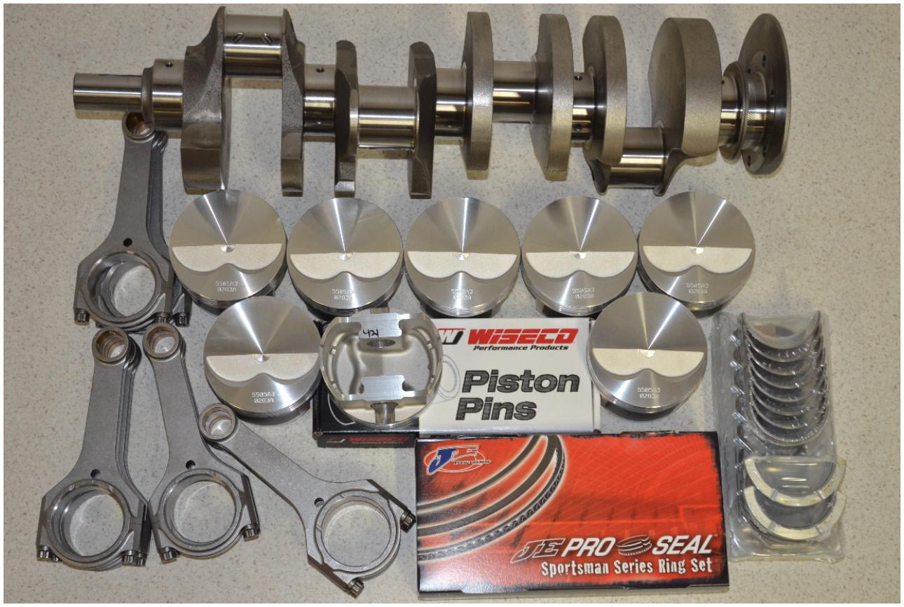New 355 and 383 Holden V8 Stroker kits | COME Racing