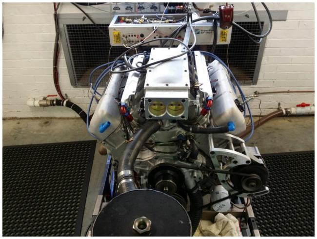 383 Holden V8 S S-3 Engine EFI vs CARB induction | COME Racing