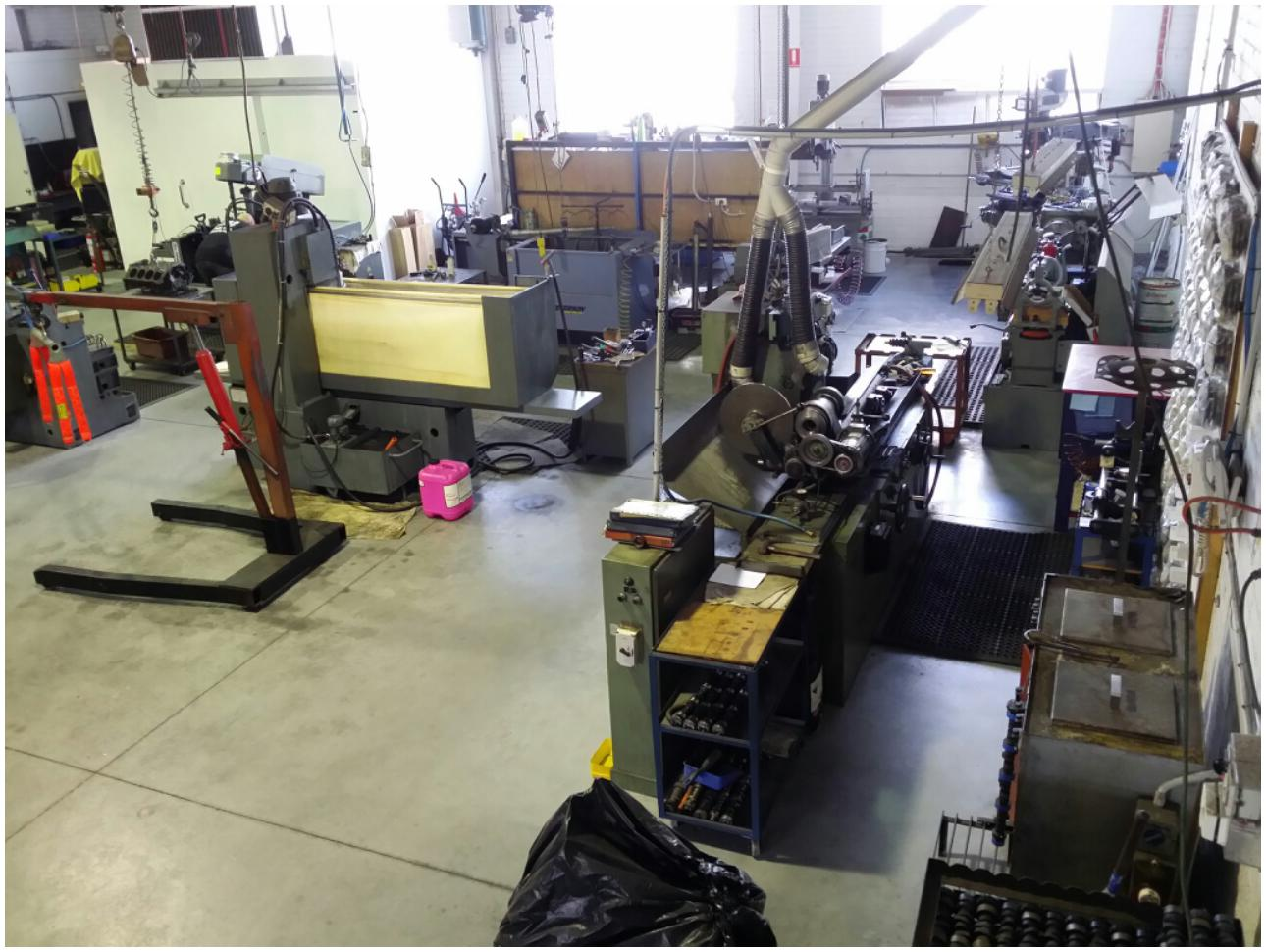 machine shop sale